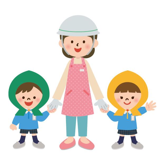防災頭巾とヘルメット